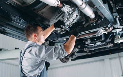 ремонт моторов и кпп
